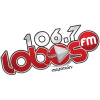Logo of radio station Lobos FM Mazatlán 106.7 FM