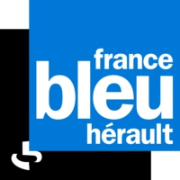 Logo of radio station France Bleu Hérault