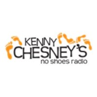 Logo of radio station No Shoes Radio