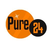 Logo de la radio Pure 24
