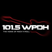 Logo of radio station WPDH 101.5