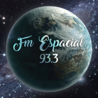 Logo of radio station FM Espacial 93.3