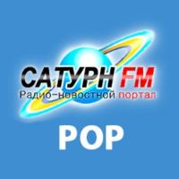 Logo of radio station RADIO SATURN FM - POP
