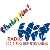 Logo of radio station Radio Hit 107.6