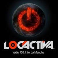 Logo of radio station LocActiva Radio