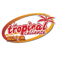 Logo de la radio La Tropical Caliente