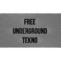 Logo of radio station Free Underground Tekno CH2