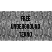 Logo de la radio Free Underground Tekno CH2