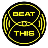 Logo of radio station Beat This Radio