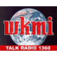 Logo of radio station WKMI 1360