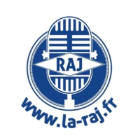 Logo of radio station RAJ