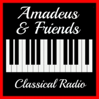 Logo of radio station AMADEUS & FRIENDS - Classical Radio