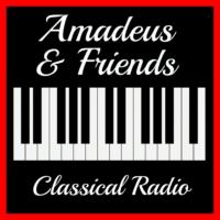 Logo of radio station AMADEUS & FRIENDS - Classical Radio
