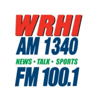 Logo of radio station WRHI FM 100.1