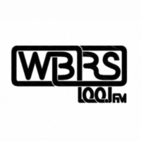 Logo of radio station WBRS 100.1 FM