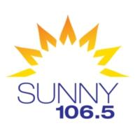 Logo de la radio KSNE-FM Sunny 106.5