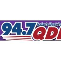 Logo de la radio WQDR 94.7