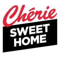 Logo of radio station Chérie Sweet Home