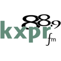 Logo of radio station KXPR