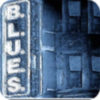 Logo de la radio 1Club.FM - Bar Rockin' Blues
