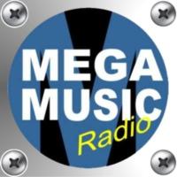 Logo of radio station MegaMusic Radio