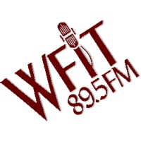 Logo of radio station WFIT NPR 89.5 FM