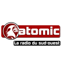 Logo of radio station Atomic Radio