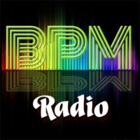 Logo of radio station BPM RADIO