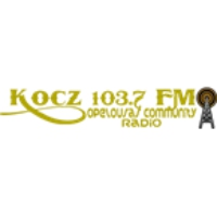 Logo of radio station KOCZ