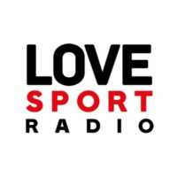 Logo of radio station Love Sport Radio