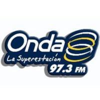 Logo de la radio ONDA 97.3 FM - La Superestación