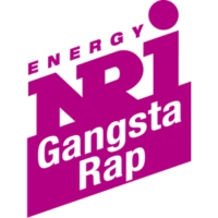 Logo of radio station ENERGY Gangsta Rap