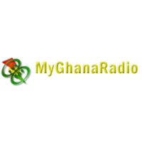 Logo of radio station MyGhanaRadio