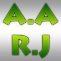 Logo of radio station A.A.R.J