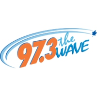 Logo of radio station The Wave 97.3
