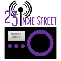 Logo de la radio 23 Indie Street
