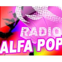 Logo de la radio Radio Alfa Pop