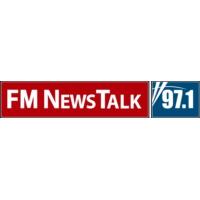 Logo de la radio 97.1 FM Talk