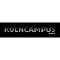 Logo of radio station Kolncampus University of Cologne 100 FM