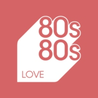 Logo of radio station 80s80s Love