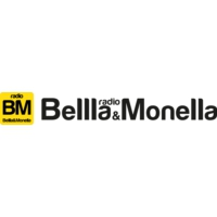 Logo of radio station Radio Bellla & Monella