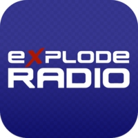 Logo of radio station Explode Radio