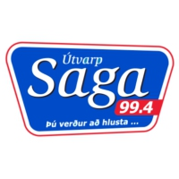 Logo of radio station Útvarp Saga
