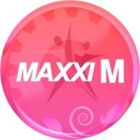 Logo of radio station Maxxi M