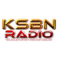 Logo of radio station KSBN Radio