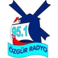 Logo de la radio özgür radyo