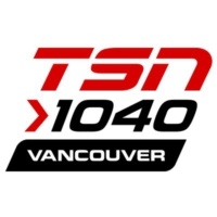 Logo of radio station TSN Vancouver 1040