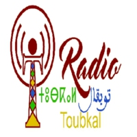Logo of radio station RadioToubkal