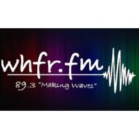 Logo of radio station 89.3 WHFR.FM