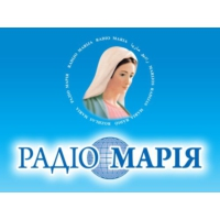 Logo of radio station Радіо Марія